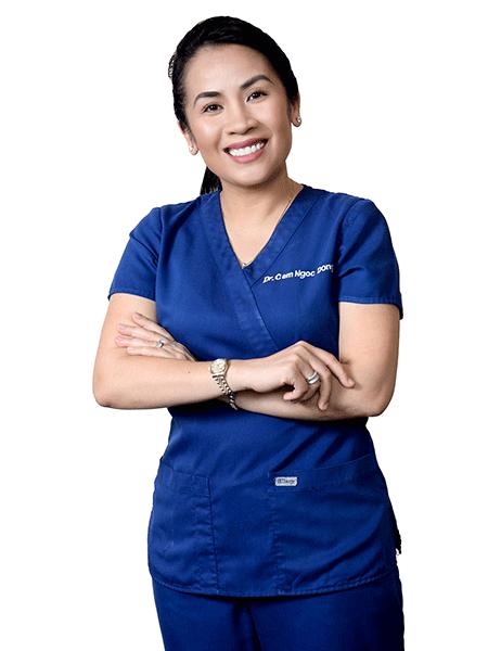 Doctor Cam Ngoc Dong Nha Si Houston