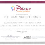 Polaris Laser Edno Root Camp safety and pt management