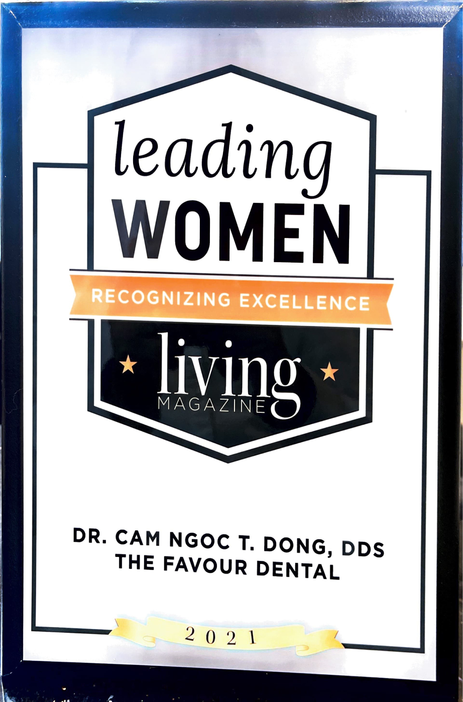 Houston Leading woman dentists - Dr. Cam Ngoc Dong, DDS